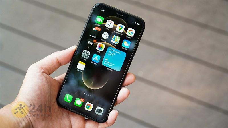 iPhone XR sở hữu màn hình 6.1 inch