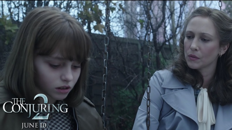 Phim The conjuring 2