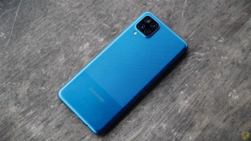 Samsung Galaxy A12 đã chính thức đến tay người dùng Việt Nam