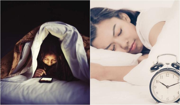 Ngủ lúc 1h khuya và thức lúc 9h sáng có được gọi là ngủ đủ 8 tiếng? Ngủ như vậy có tốt không?
