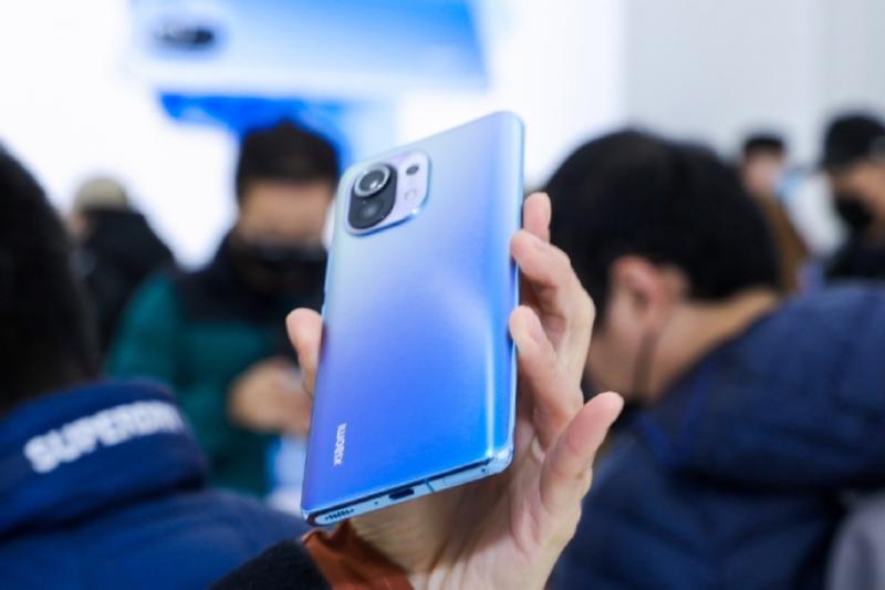 Thiết kế tổng thể của Xiaomi Mi 11