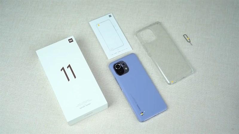 Xiaomi Mi 11 vừa mới được ra mắt