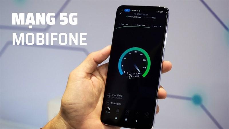 MobiFone chính thức ra mắt dịch vụ 5G thương mại: Nhiều smartphone 5G tại Việt Nam hỗ trợ, nhận quà tặng 5GB data miễn phí
