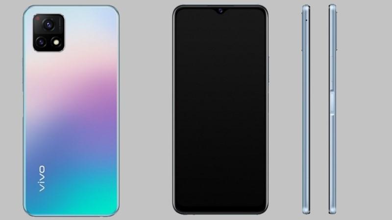 Vivo Y31s 5G dùng chip Snapdragon 690 lộ cấu hình, thiết kế và giá bán trên China Telecom trước ngày ra mắt