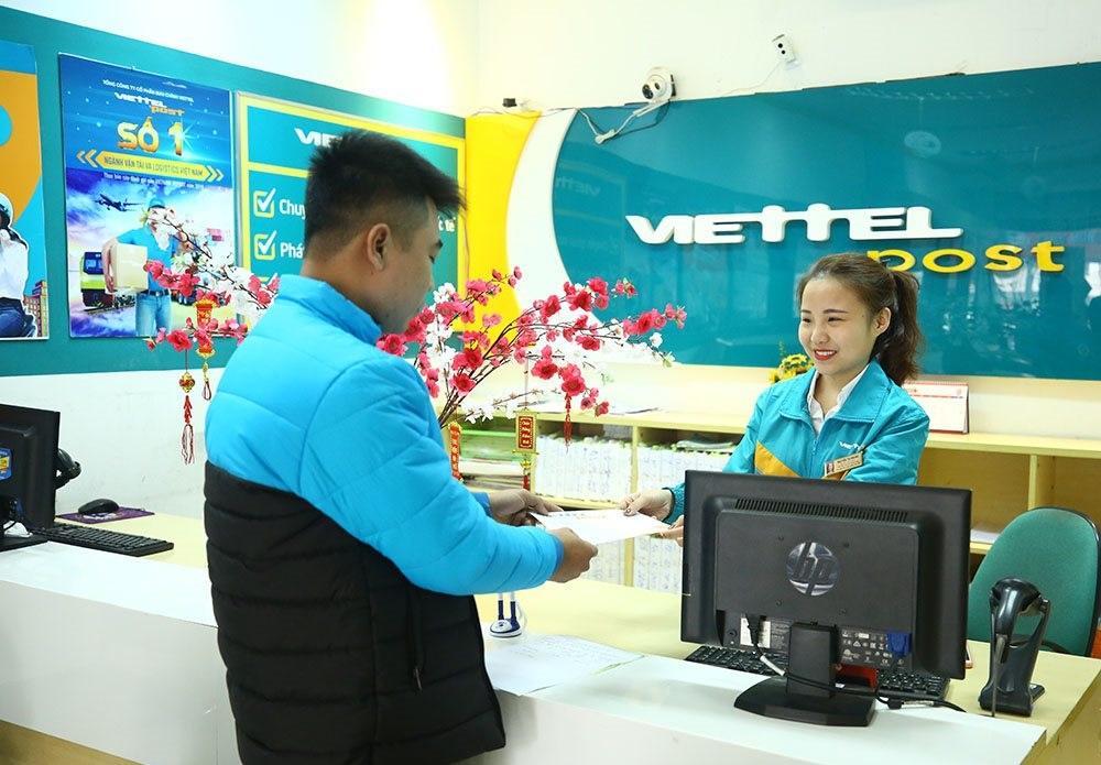 Lịch làm việc Viettel Post