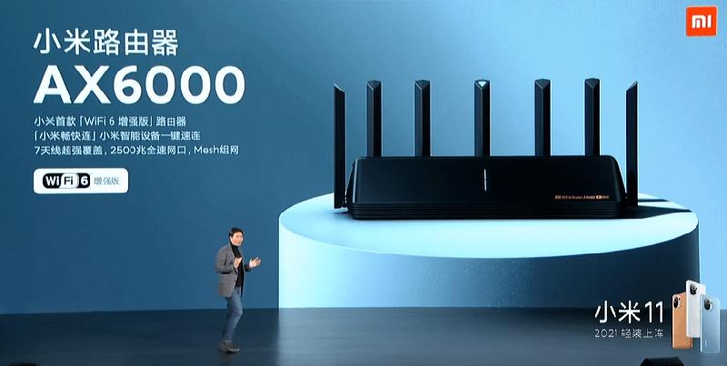 Xiaomi Router AX6000 còn có thể hỗ trợ truy cập đồng thời 248 thiết bị