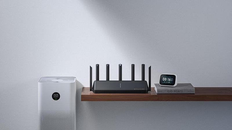 Router AX6000 được trang bị công nghệ Wi-Fi 6 phiên bản nâng cấp