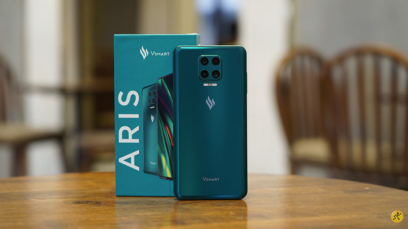 Bạn đang tìm một chiếc smartphone dung lượng lớn? Hãy chọn ngay Vsmart Aris phiên bản RAM 8GB giá chỉ 6.9 triệu đồng
