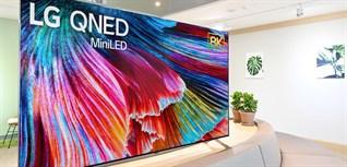 Công nghệ QNED trên tivi LG là gì? Khác gì so với OLED và QLED - đối thủ truyền kiếp của LG?