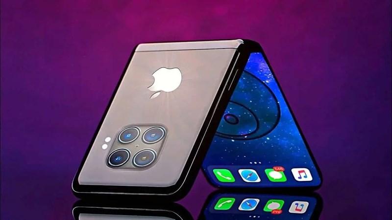 Apple đang thử nghiệm vài mẫu thiết kế iPhone màn hình gập, nhiều khả năng sẽ ra mắt vào năm 2022