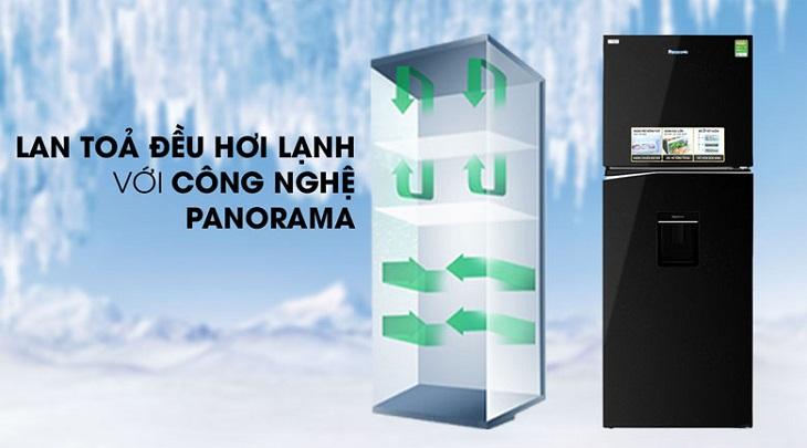 Công nghệ làm lạnh Panorama
