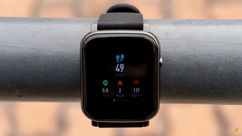 Chiếc đồng hồ thông minh BeU B1