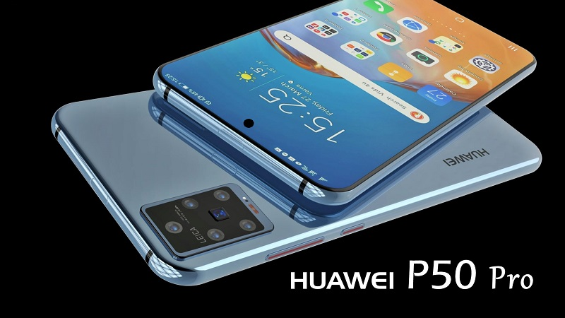 Ảnh minh họa Huawei P50 Pro