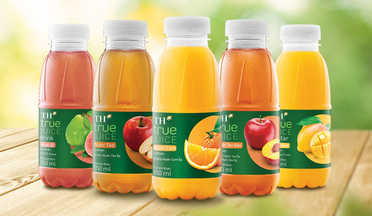 Nước trái cây TH True Juice mới ra mắt không chỉ được bạn trẻ mà chuyên gia cũng đón nhận