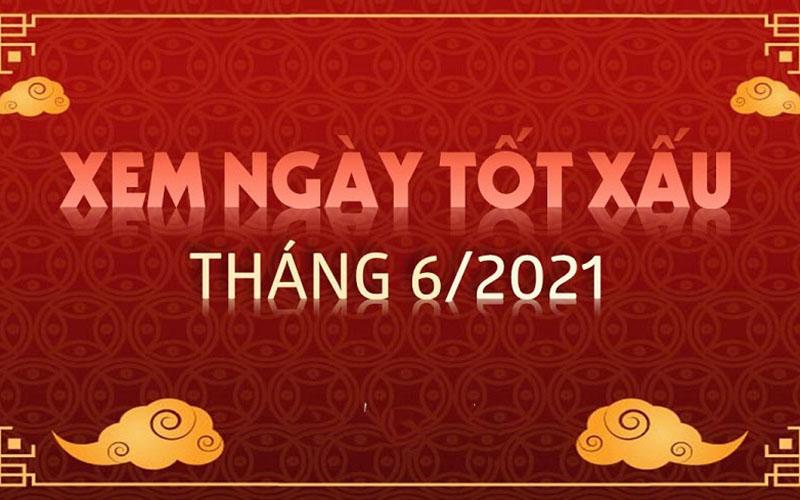 Tháng 6 năm 2021
