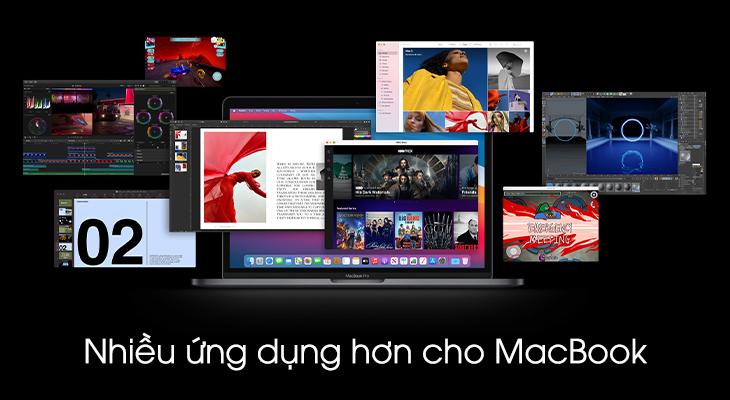 Bộ sưu tập ứng dụng dành cho Mac