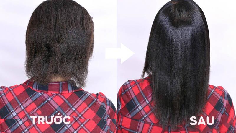 Ủ tóc bằng B1 giúp tóc nhanh dài