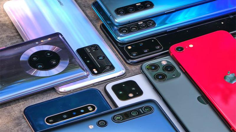 Thị trường smartphone trong năm 2021