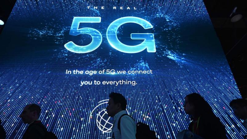 Tình hình 5G thế giới trong năm 2020