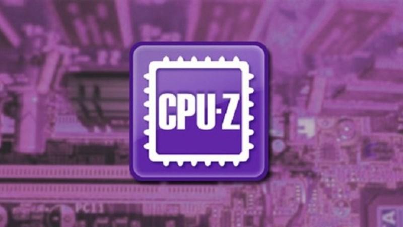 Phím tắt CPU Z