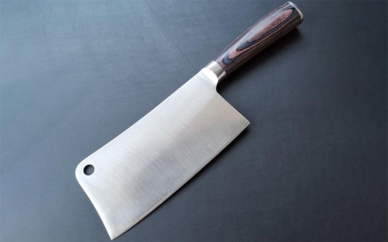 Công dụng của lỗ tròn trên dao