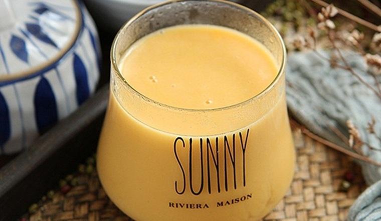 Đổi gió với món sữa ngũ cốc cà rốt bữa sáng, uống liên tục vài tuần da đẹp hơn trông thấy