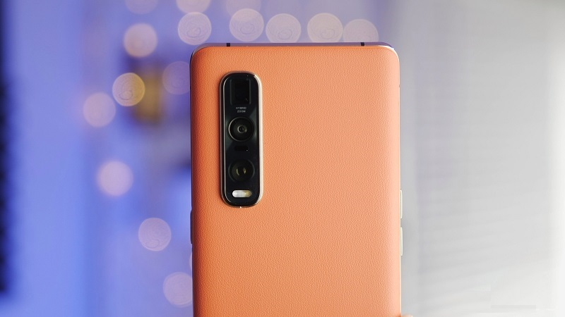 The OPPO Find X3 camera will be equipped with a new lens for microscopic image quality, can you believe it?