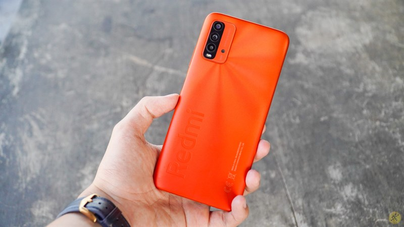 Trên tay thực tế Xiaomi Redmi 9T
