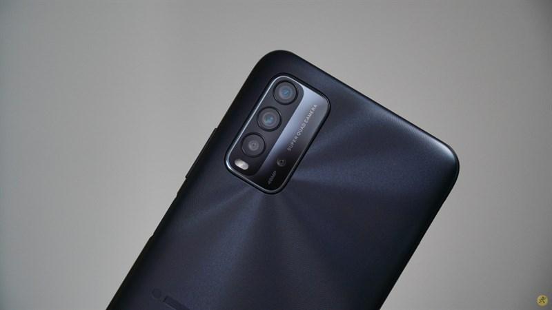 Cụm 4 camera của Xiaomi Redmi 9T