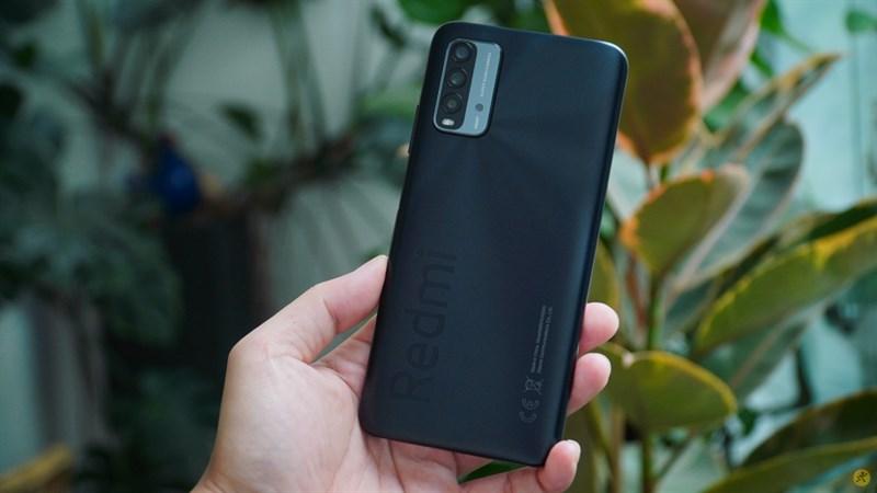 Thiết kế tổng thể của Xiaomi Redmi 9T