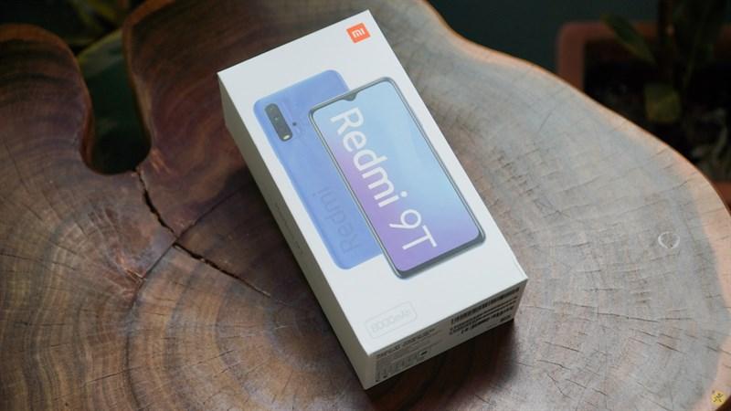 Hộp của Xiaomi Redmi 9T