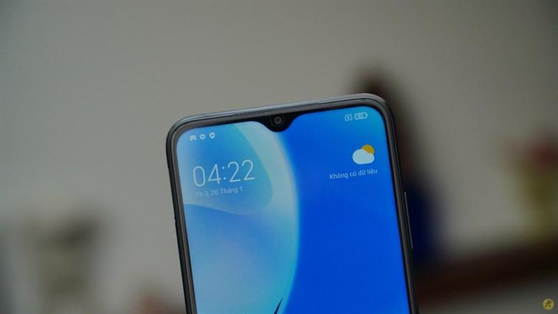Xiaomi Redmi 9T được trang bị camera selfie 8 MP