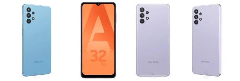 Galaxy A32 5G lộ diện hoàn toàn, đây sẽ là một trong những mẫu smartphone tầm trung đẹp nhất của Samsung