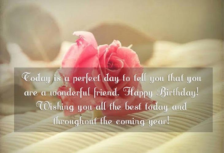 Lời chúc sinh nhật hay bằng tiếng anh
