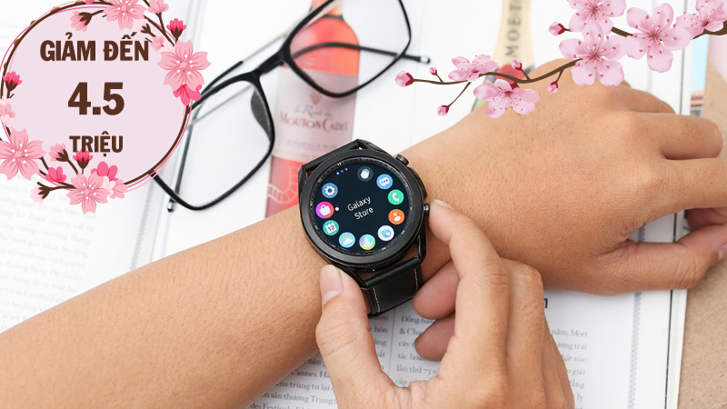 Galaxy Watch 3 ưu đãi