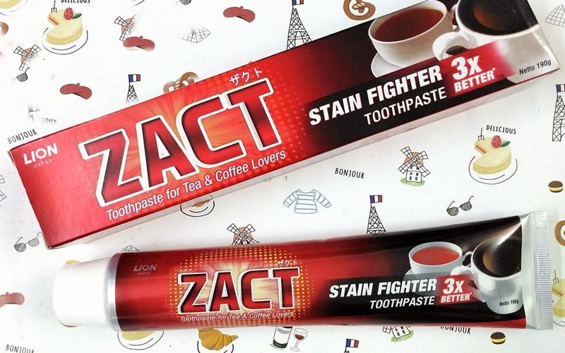 Thương hiệu Zact