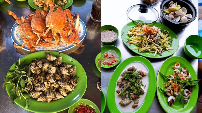 Hải sản Hùng Chi