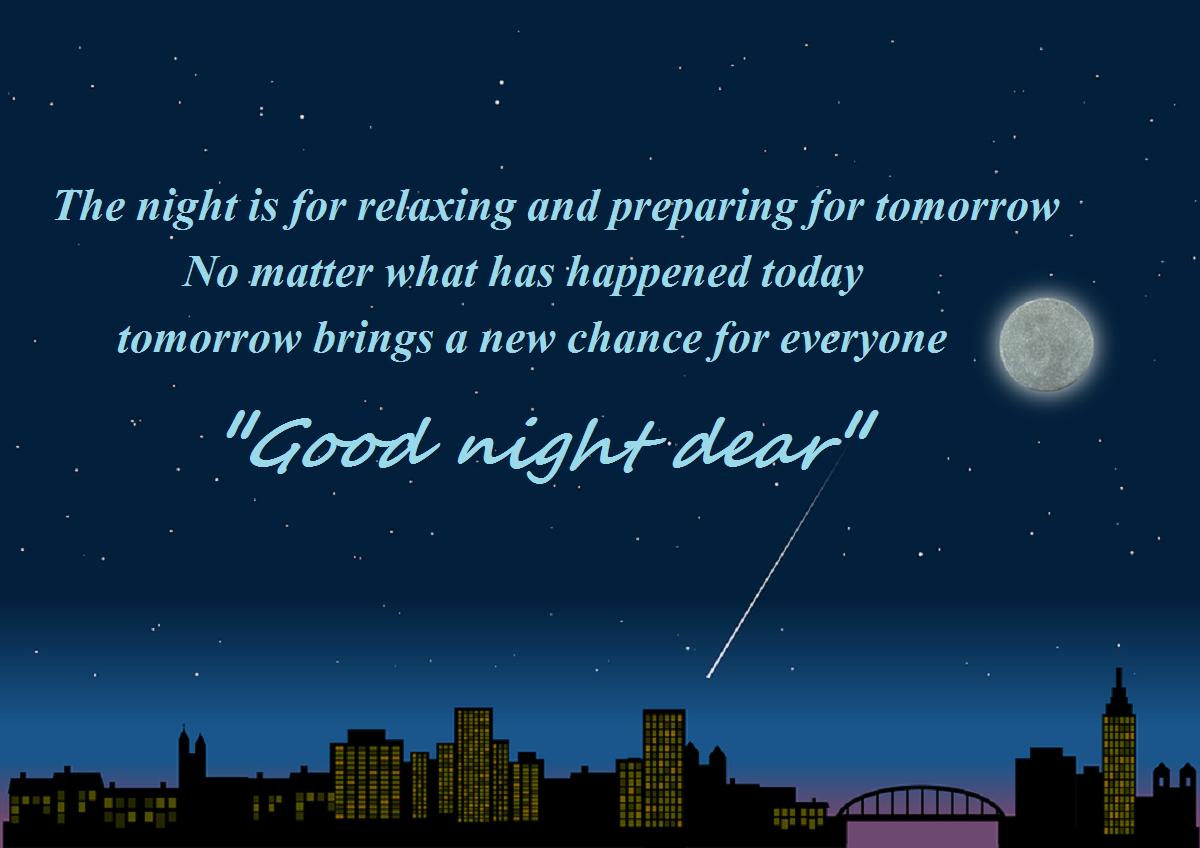 Những lời chúc buổi tối hay nhất