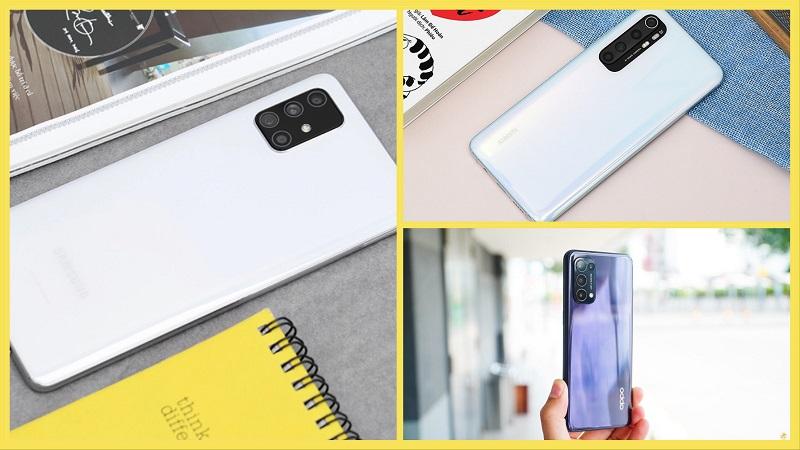 Top smartphone camera