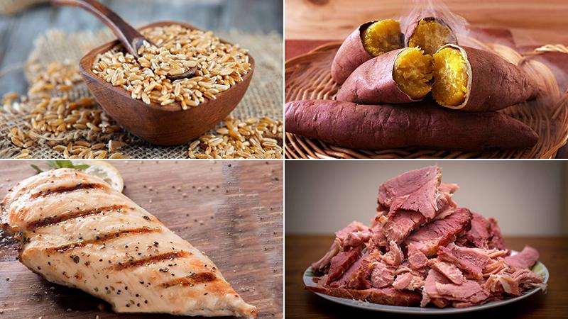 Những thực phẩm chứa nhiều betaine