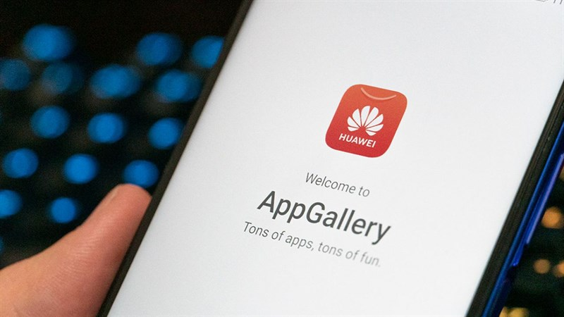 App Gallery chooses development towards simplicity and ease of use