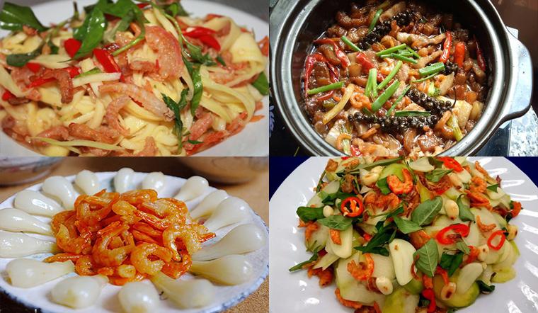 Tổng hợp 6 món ăn ngon ngất ngây chế biến cùng tôm khô để ăn dịp Tết