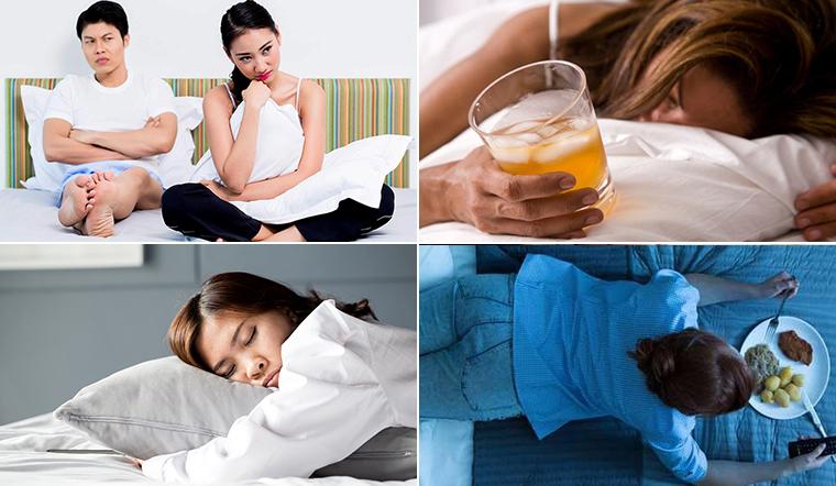 6 thời điểm tuyệt đối không được ngủ kẻo gây hại sức khỏe