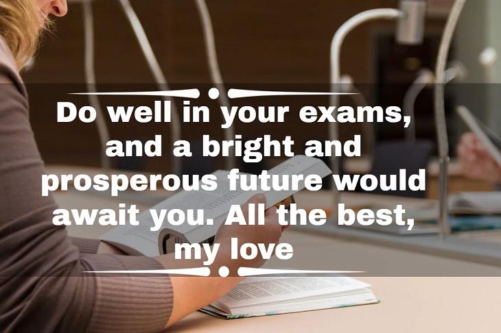 Những lời chúc thi tốt bằng tiếng Anh ý nghĩa nhất