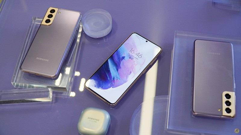 Samsung mời đến sự kiện Galaxy Lounge: Sẽ giới thiệu dòng S21 tại VN?