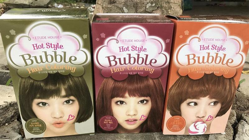 Thuốc nhuộm tóc Etude House
