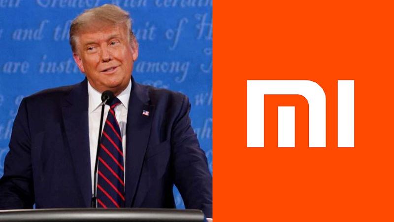 Trump thêm Xiaomi vào danh sách đen