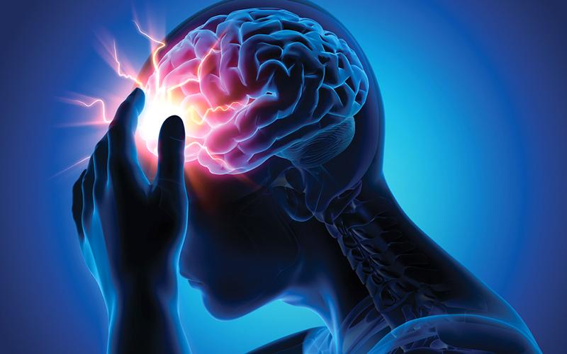 Chùm chăn kín đầu có thể gây tổn thương não