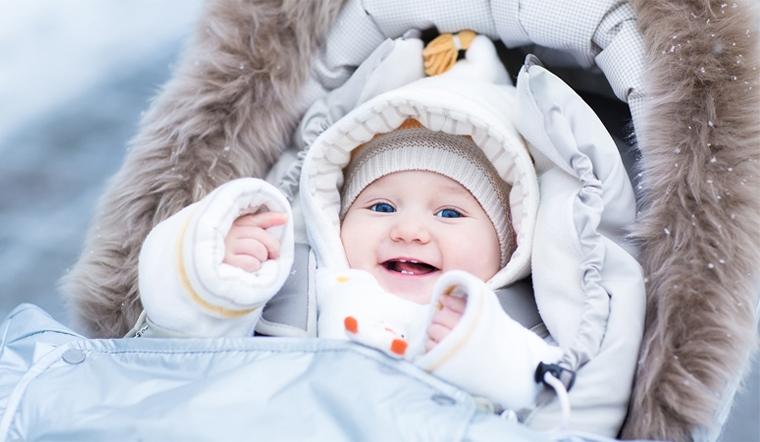 Những vị trí mà cha mẹ cần phải đặc biệt giữ ấm cho trẻ vào mùa lạnh