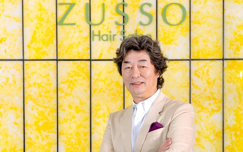 Hiroshi Mitsuishi - một nhà tạo mẫu tóc nổi tiếng người Nhật Bản